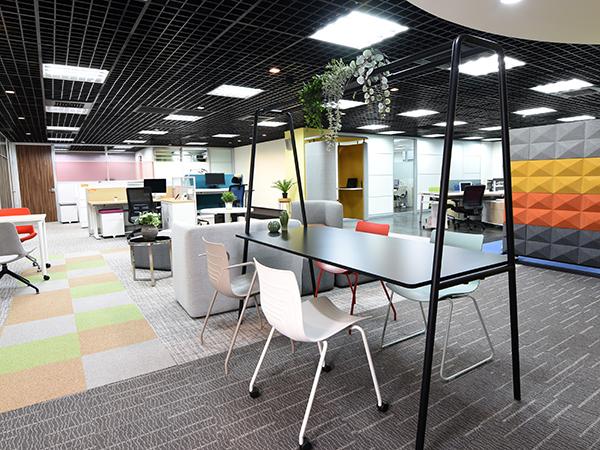 現代辦公空間規劃新趨勢